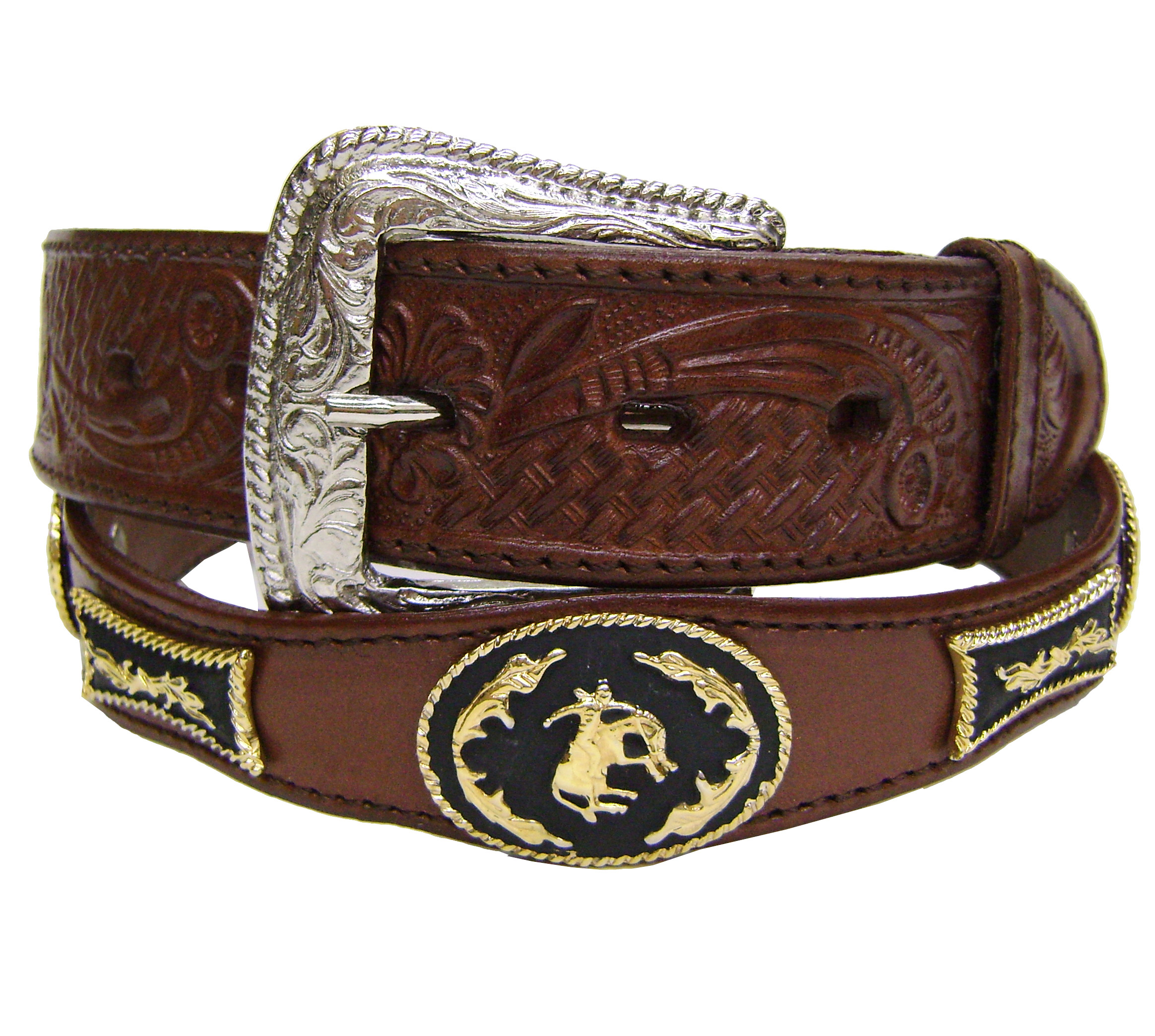 canada usa international quality comfort style fit guaranteed modestone western country leather belts braided hand painted removeable buckle eagle horse  line dancing horse riding equestrian tack dude ranch  fashion accessories distributor wholesale retail
