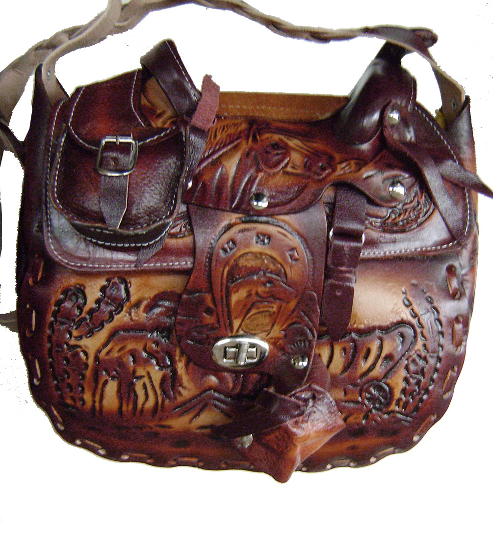 canada USA international montreal lachine quebec skype facebook twitter western country apparel clothing accessories line dancing cowboy quality fit style comfort guaranteed modestone Genuine leather hand tooled saddle purses tan black brown